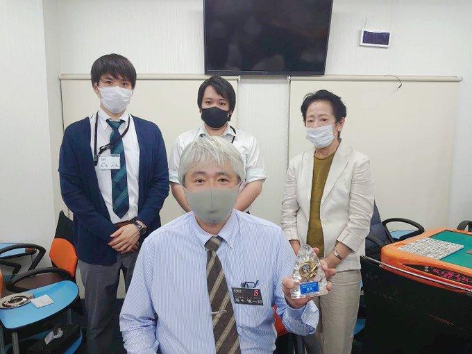 【RMU】スプリントカップ第5節 ジュピターカップ 優勝は RMU 藤中慎一郎プロ!!