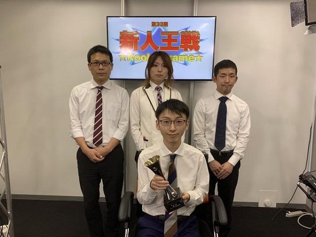 【日本プロ麻雀連盟】第33期新人王戦 優勝は松本幸大プロ!!