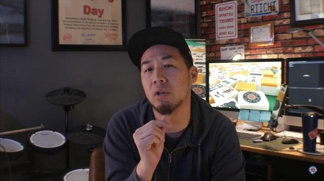 [小島武夫記念碑建立PJ・クラウドファンディング] YouTube Riichi Mahjong Central 「Takeo Kojima Monument Project Perk Review」