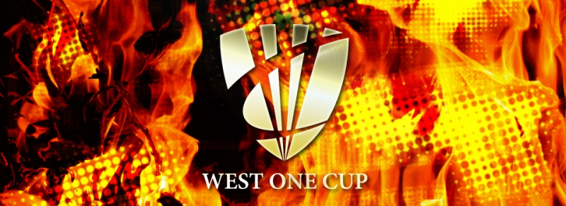 [WEST ONE CUP2019] 準々決勝 5月26日(日)