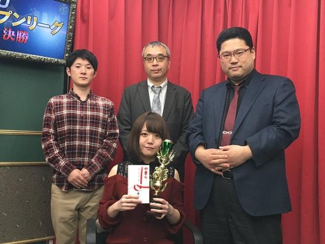 【RMU】2019年度オープンリーグ 優勝は小宮悠選手!
