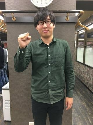 レポート)麻雀最強戦2018 大阪最強位決定戦 優勝は山本和正さん!!