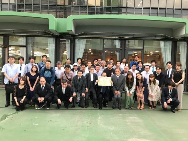 (c) 小島武夫記念碑建立プロジェクト実行委員会