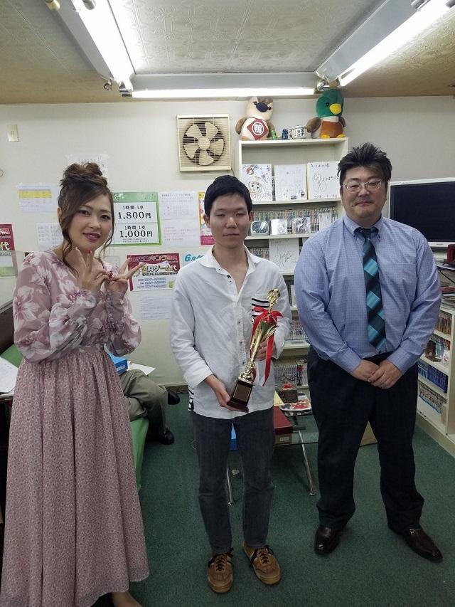 レポート)第35期鳳凰位戴冠記念大会inA.rule