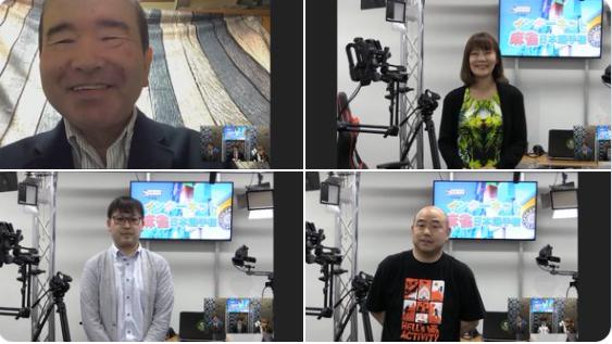 【日本プロ麻雀連盟】インターネット麻雀日本選手権2021 優勝はroyal365さん!!