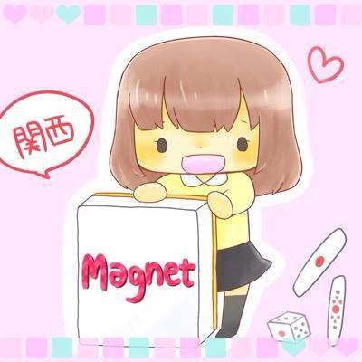 (女子麻雀サークル関西MAGNET Twitter @magnet_kansai より)