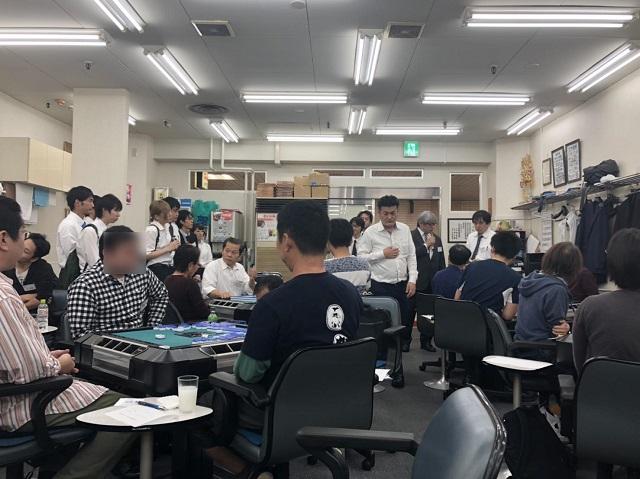 レポート)【日本プロ麻雀連盟】~雀サクッ杯~第42期 関西プロアマリーグ 1節