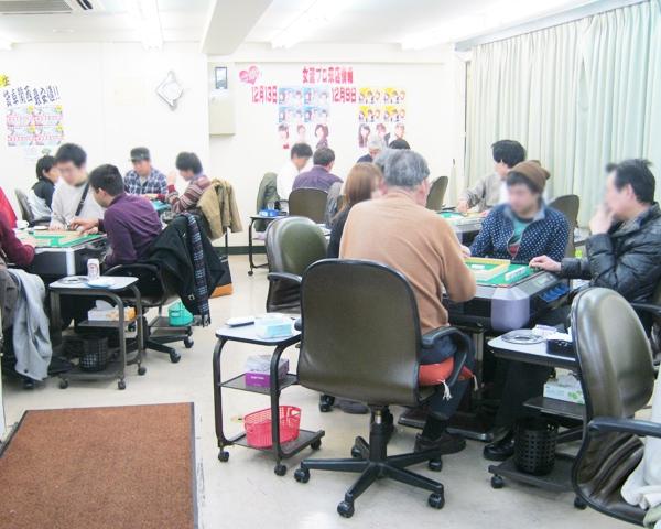 雀荘 チャイナ君 神戸店の写真3