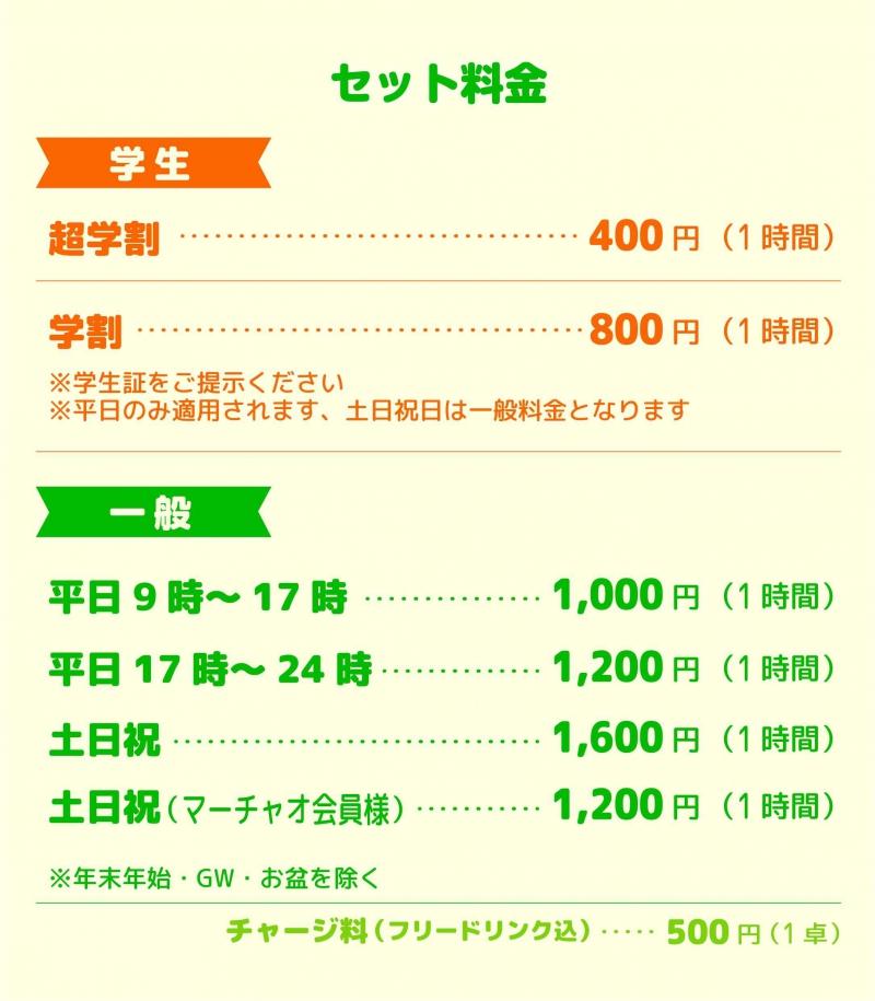 雀荘 マーチャオ β(ベータ) 大阪梅田店の写真2