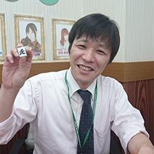 マーチャオレオ立川店スタッフ 本田 友樹(ホンダ トモキ)店長
