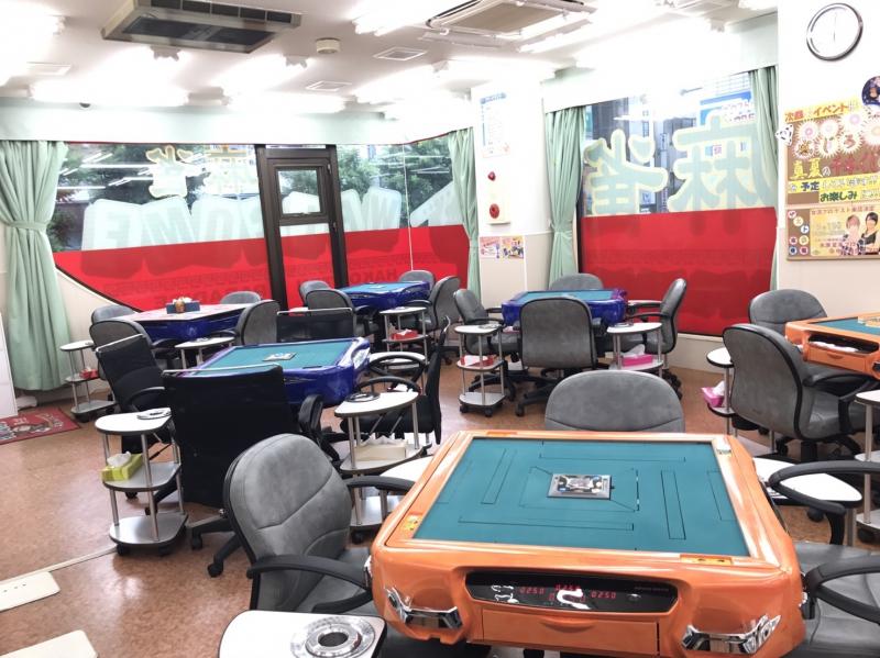 雀荘 マーチャオキャンサー町田店の写真3