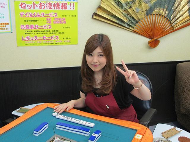 雀荘 武士道麻雀 ごえもんの店舗写真1