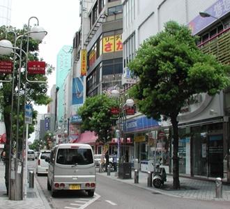 雀荘 リーチ麻雀さかえ博多中洲店の店舗写真1