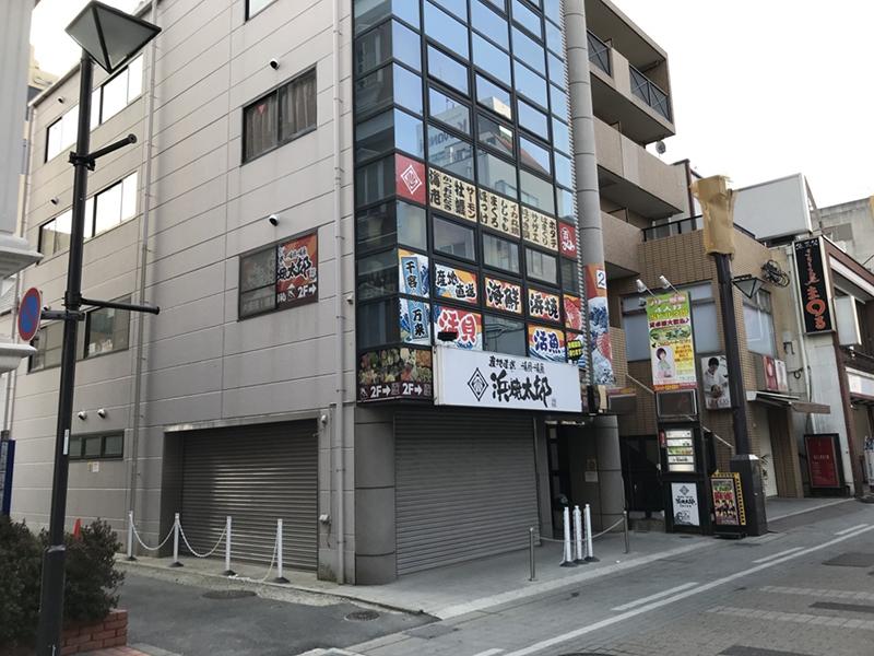 雀荘 マーチャオ κ(カッパー) 奈良大和八木店の店舗写真