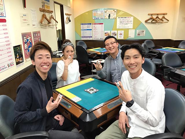 雀荘 ニュー雀トップ 難波・千日前店の店舗写真1