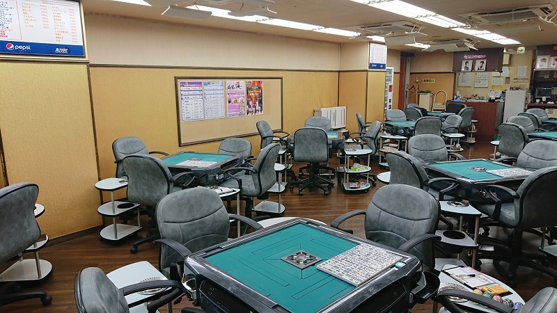雀荘 麻雀ブル 新宿店の店舗写真