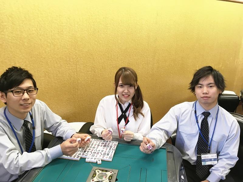 雀荘 麻雀さん 岡山店の写真