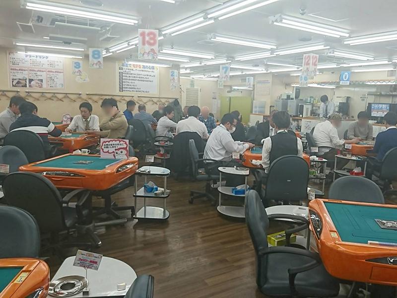 雀荘 マーチャオ Α(エース) 京都四条烏丸駅店の写真4
