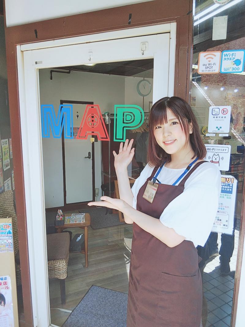 まぁじゃんMAP 高田馬場店スタッフ RMU所属 白田みおプロが常勤プロです(*^▽^*)
