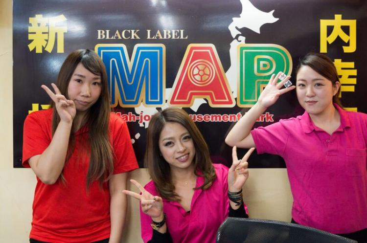 雀荘 麻雀MAP 新橋店の写真3
