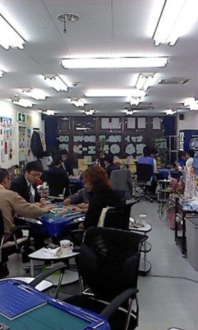 雀荘 リーチ麻雀 ファースト1 行徳店の店舗写真