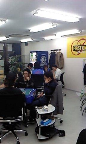 雀荘 リーチ麻雀 ファースト1 行徳店の写真3
