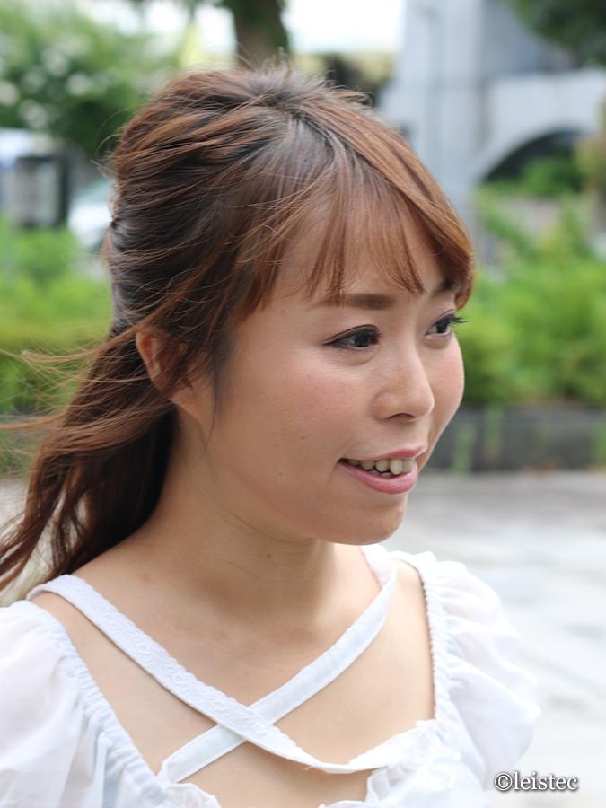 麻雀ブル 川口店スタッフ 渋谷菜瑠美プロ(日本プロ麻雀連盟)常勤