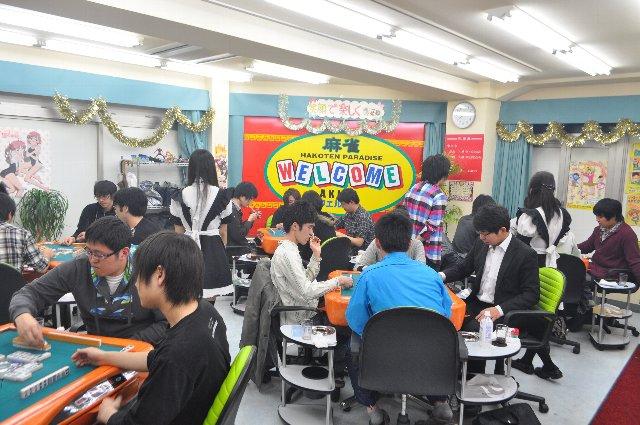 雀荘 麻雀WELCOME(ウェルカム)秋葉原店の写真4