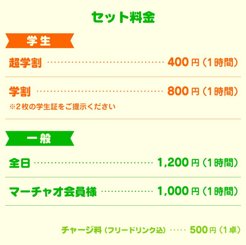 雀荘 マーチャオ ο(オミクロン) 大阪梅田3人打ち店の写真4