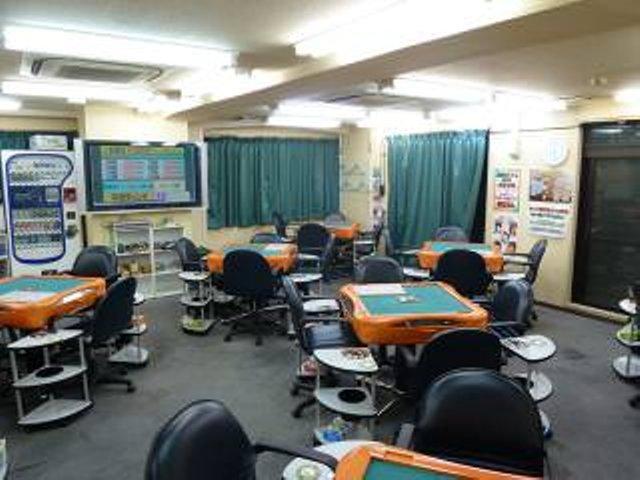 雀荘 麻雀カフェ 志木店の店舗写真