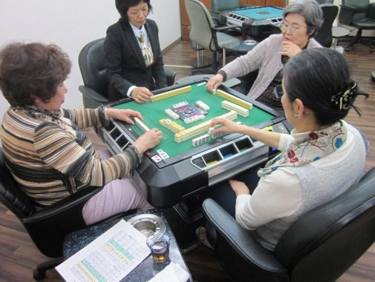雀荘 オールラウンド麻雀荘 リングの写真3
