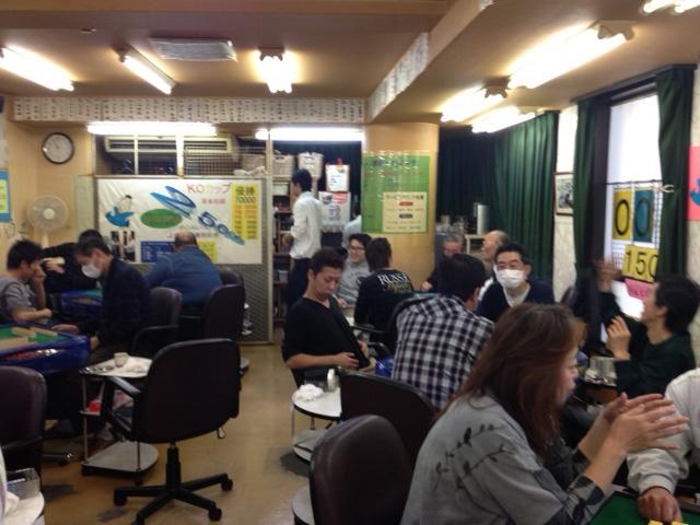 雀荘 KO(ノックアウト) 坂戸店の店舗写真