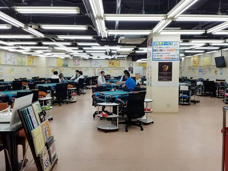 雀荘 マーチャオ φ(ファイ) 広島店の写真3