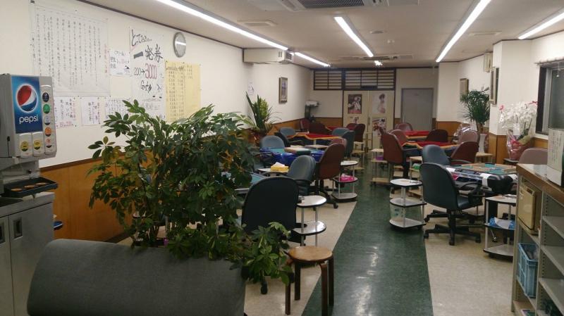 雀荘 柳元荘の店舗写真1