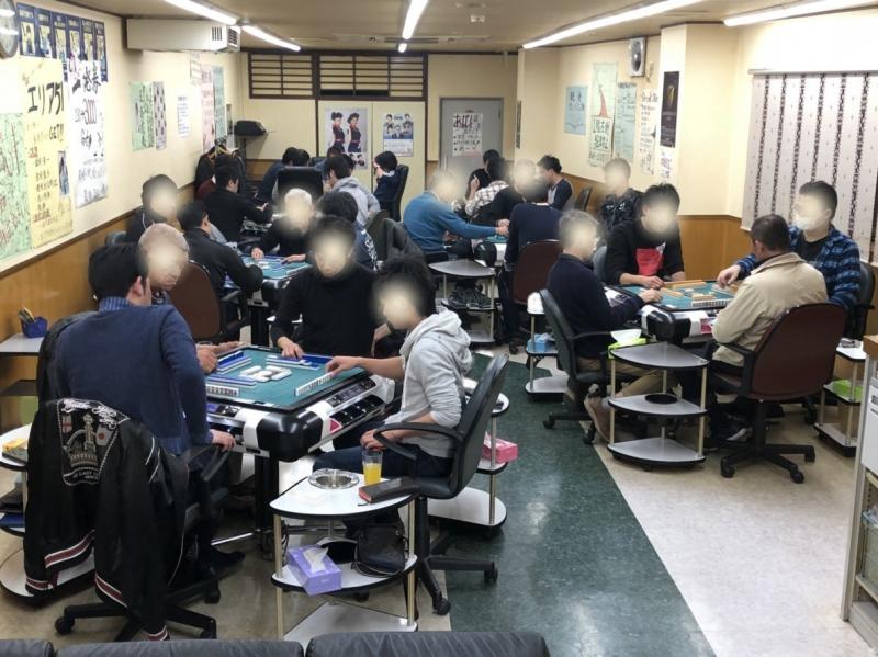 雀荘 柳元荘の店舗写真