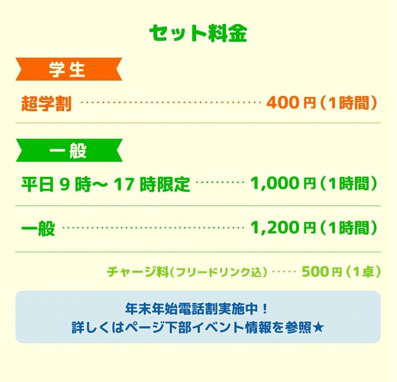 雀荘 マーチャオ ω(オメガ) 大阪京橋店の写真3