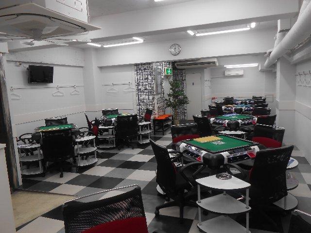 雀荘 東天紅 阿倍野倶楽部の店舗写真