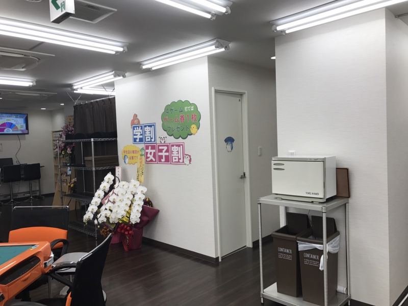 雀荘 マーチャオ アリエス梅田店の写真2