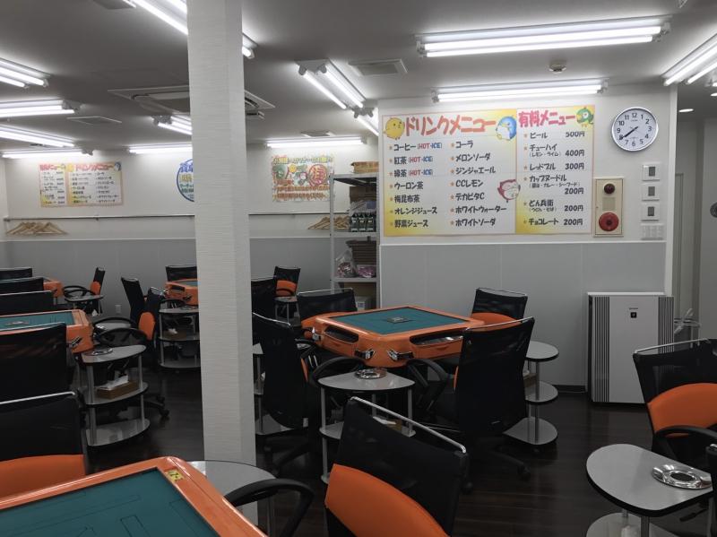 雀荘 マーチャオ アリエス梅田店の写真3