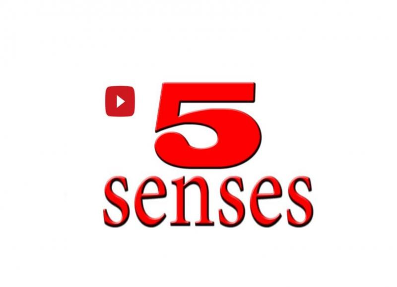 雀荘 5SENSES「ファイブセンシズ」の店舗ロゴ
