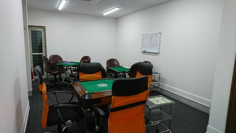 雀荘 守口健康マージャン教室の店舗写真