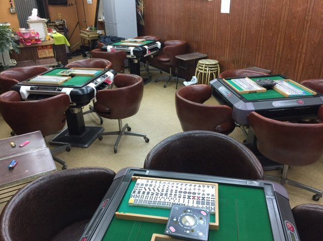 雀荘 麻雀クラブ さつき(貸卓専門店)の店舗写真1
