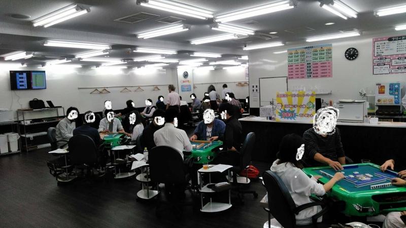 雀荘 マーチャオスコーピオ大阪京橋店の写真2