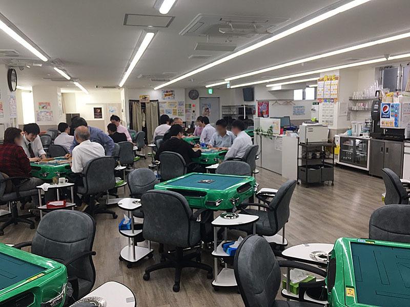 雀荘 マーチャオ ライブラ錦糸町店の写真3