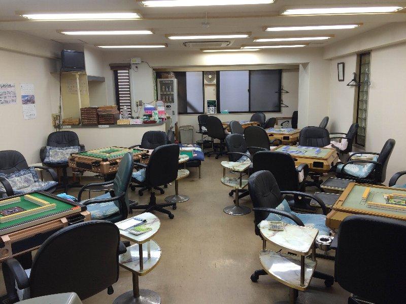 雀荘 麻雀 若竹の店舗写真