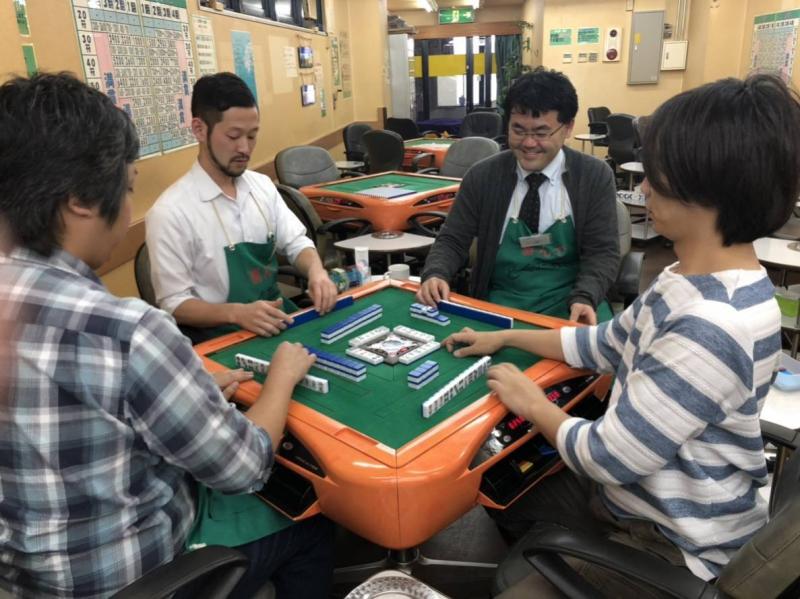 雀荘 リーチ麻雀 どくだみ荘 静岡店の写真4