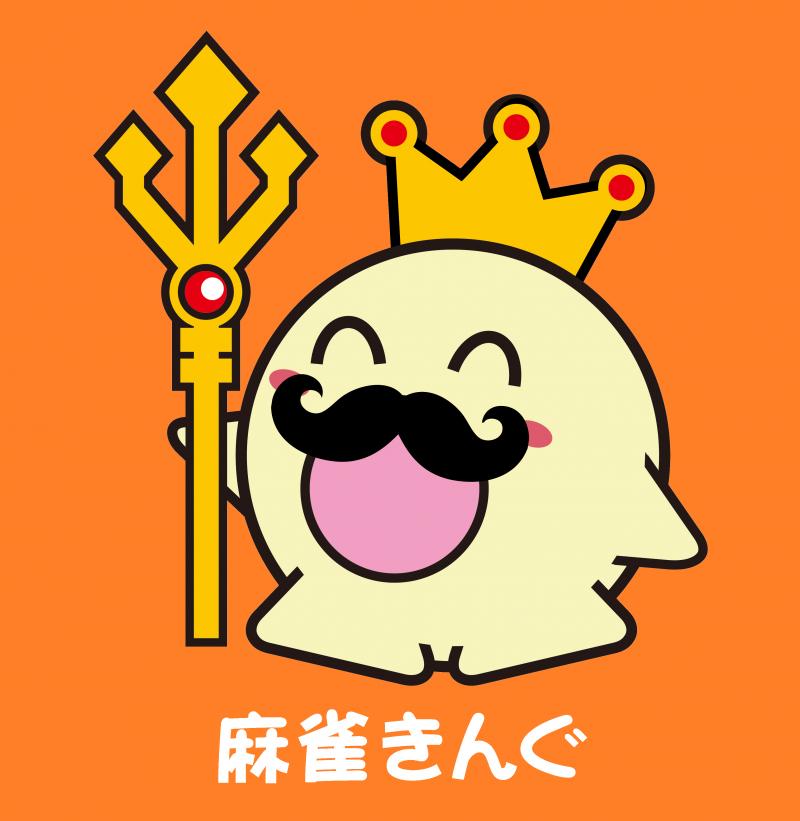雀荘 麻雀きんぐ 天満お~ちゃん店の店舗ロゴ