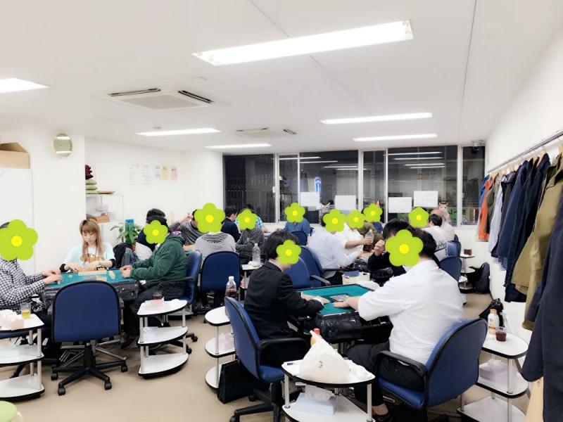 雀荘 健康麻雀教室 にまめの写真3