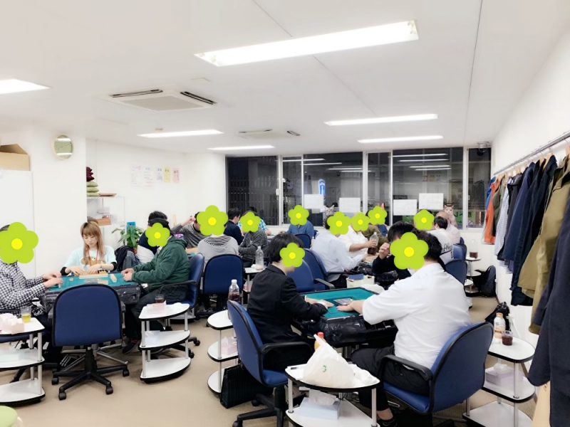 雀荘 麻雀教室 にまめの写真3