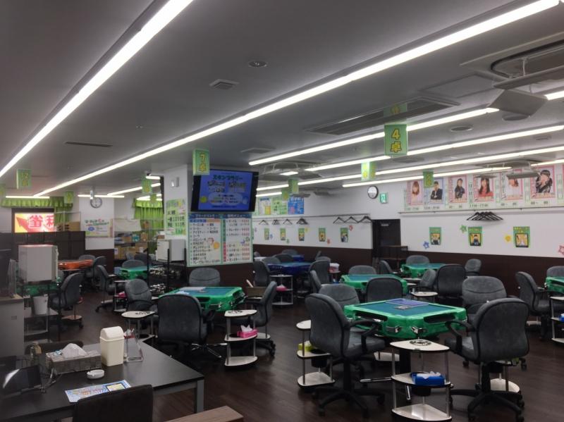 雀荘 マーチャオマーズ蒲田店の写真3